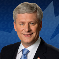 Book Stephen Harper for your next corporate event, function, or private party.