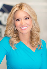 Book Ainsley Earhardt for your next corporate event, function, or private party.