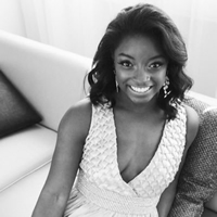 Book Simone Biles for your next corporate event, function, or private party.