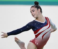 Book Aly Raisman for your next corporate event, function, or private party.