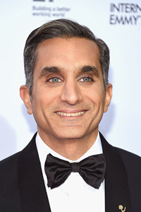 Book Bassem Youssef for your next corporate event, function, or private party.