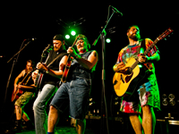 Book Hayseed Dixie for your next corporate event, function, or private party.