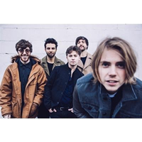 Book Nothing But Thieves for your next corporate event, function, or private party.