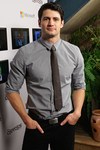 Book James Lafferty for your next corporate event, function, or private party.