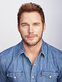Book Chris Pratt for your next corporate event, function, or private party.