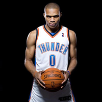 Book Russell Westbrook  for your next corporate event, function, or private party.