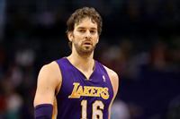 Book Pau Gasol for your next corporate event, function, or private party.