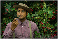 Book Dom Flemons for your next corporate event, function, or private party.