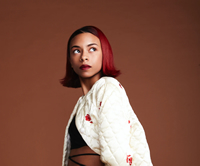 Book Ravyn Lenae for your next corporate event, function, or private party.