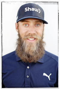 Book Graham DeLaet for your next corporate event, function, or private party.