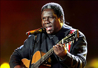 Book Vusi Mahlasela for your next corporate event, function, or private party.
