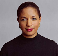 Book Susan E. Rice for your next corporate event, function, or private party.