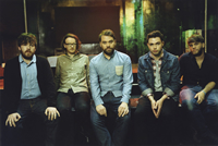 Book Frightened Rabbit for your next corporate event, function, or private party.