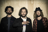 Book John Butler Trio for your next corporate event, function, or private party.