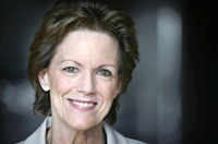 Book Susan Bennett for your next corporate event, function, or private party.