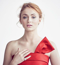 Book Sophie Turner for your next corporate event, function, or private party.