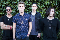 Book Bad Suns for your next corporate event, function, or private party.