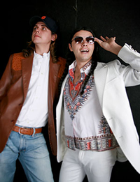 Book Ghostland Observatory for your next corporate event, function, or private party.