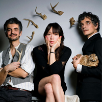 Book Blonde Redhead for your next corporate event, function, or private party.