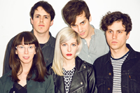 Book Alvvays for your next corporate event, function, or private party.