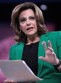 Book KT McFarland for your next corporate event, function, or private party.