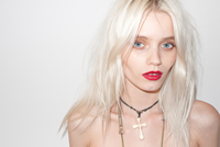 Book Abbey Lee Kershaw for your next corporate event, function, or private party.