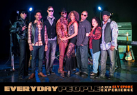 Book Everyday People- Sly & The Family Stone Tribute for your next corporate event, function, or private party.