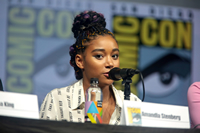 Book Amandla Stenberg for your next corporate event, function, or private party.