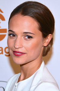Book Alicia Vikander for your next corporate event, function, or private party.