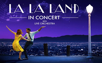 Book La La Land: In Concert for your next corporate event, function, or private party.