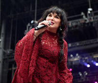 Book Ann Wilson of Heart for your next corporate event, function, or private party.