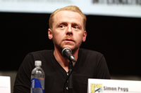 Book Simon Pegg for your next corporate event, function, or private party.