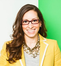 Book Leah Busque for your next corporate event, function, or private party.