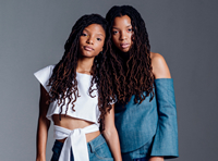 Book Chloe x Halle for your next corporate event, function, or private party.
