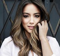 Book Chloe Bennet for your next corporate event, function, or private party.