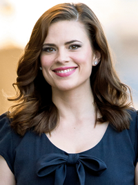 Book Hayley Atwell for your next corporate event, function, or private party.
