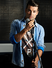 Book Joe McElderry for your next corporate event, function, or private party.