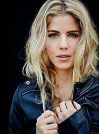 Book Emily Bett Rickards for your next corporate event, function, or private party.