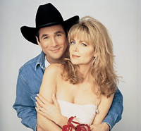 Book Clint Black and Lisa Hartman Black for your next corporate event, function, or private party.