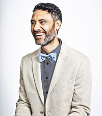 Book Taika Waititi for your next corporate event, function, or private party.