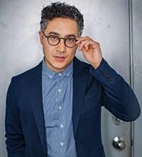 Book Alessandro Juliani for your next corporate event, function, or private party.