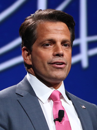 Book Anthony Scaramucci for your next corporate event, function, or private party.