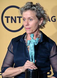 Book Frances McDormand for your next corporate event, function, or private party.