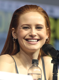 Book Madelaine Petsch for your next corporate event, function, or private party.