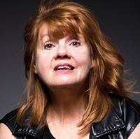 Book Annie Golden for your next corporate event, function, or private party.