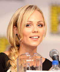 Book Laura Vandervoort for your next corporate event, function, or private party.