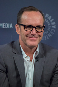 Book Clark Gregg for your next corporate event, function, or private party.