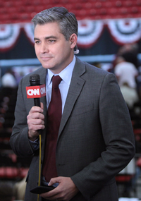 Book Jim Acosta for your next corporate event, function, or private party.