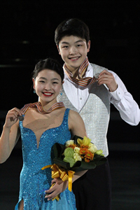 Book Alex & Maia Shibutani for your next corporate event, function, or private party.