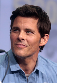 Book James Marsden for your next corporate event, function, or private party.
